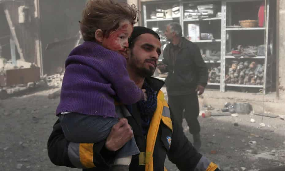 Media coverage of unfolding disasters, such as the Syria conflict, tends to be limited.