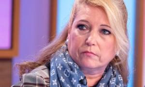 Jamie Bulger's mother, Denise Fergus, on ITV's Loose Women earlier this month.