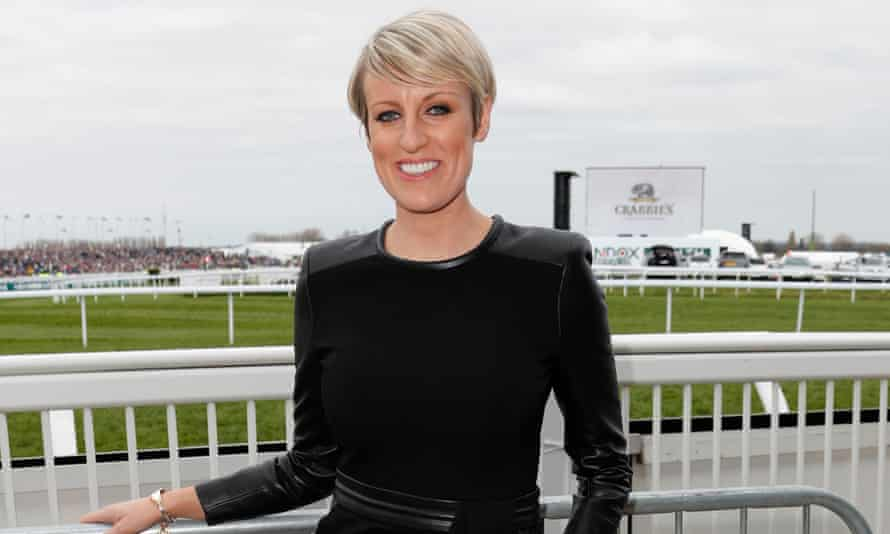 BBC presenter Steph McGovern: 'I definitely have a sugar belly – when you work long shifts, you crave sugar.'