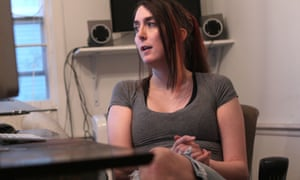 Software engineer Brianna Wu, the founder of Giant Spacekat, was one of three woman targeted with abuse and death threats by the gaming community after posting online about the misogony in the gaming industry.