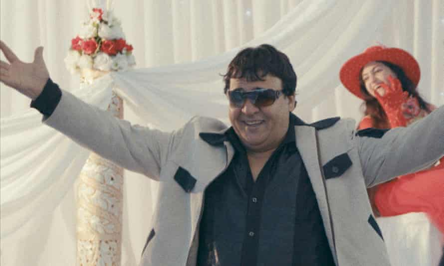 A fan of cheap'n'cheerful action shlock … Salim Shaheen