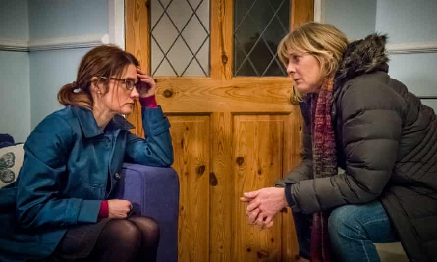 As richly satisfying and devastating as you could have hoped … Catherine meets Frances, played by Shirley Henderson.
