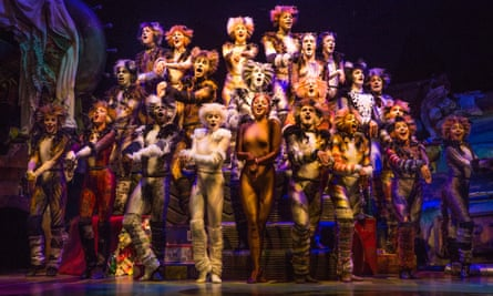 Cats revival on Broadway