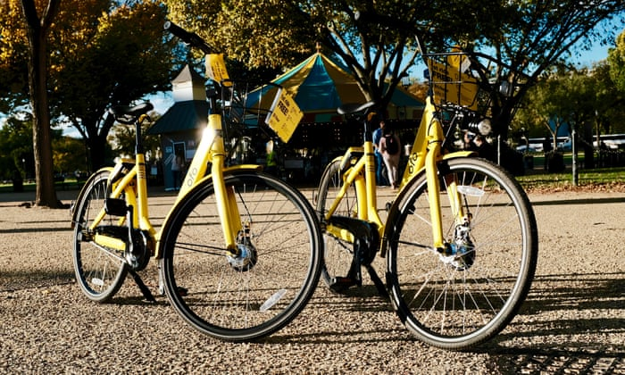Why we can't have nice things: dockless bikes and the tragedy of the