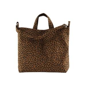 Leopard, £25, baggu.com