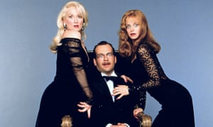 Meryl Streep, Bruce Willis and Goldie Hawn in Death Becomes Her