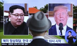'The one virtue of Trump's diplomatic style is blatancy. A deal should be doable, and the old methods have not done it.'