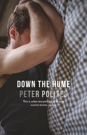 Cover image for Down the Hume by Australian writer Peter Polites.