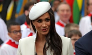 'I'm proud to be a feminist': Meghan Markle makes online debut as Duchess  of Sussex