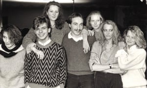 Teenagers who were on a school trip in which an East German defector was smuggled over the border into West Germany