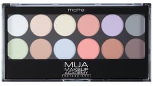 Soft Focus Eyeshadow Palette, £4, by Makeup Academy (muastore.co.uk)