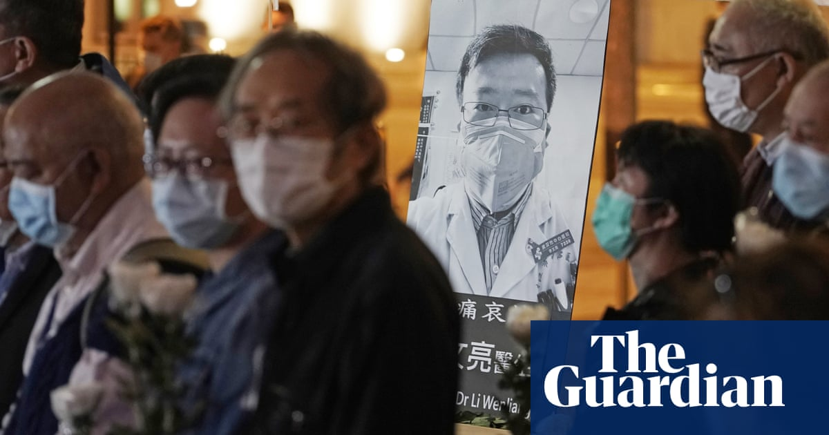 Oppression of journalists in China 'may have been factor in Covid pandemic'