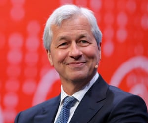 Jamie Dimon, Chairman and CEO of JPMorgan Chase & Co.