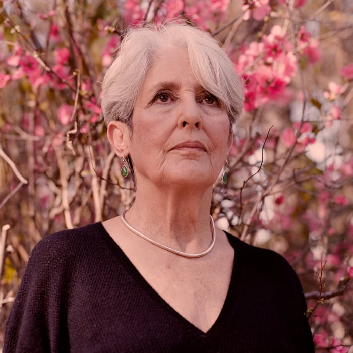 Joan Baez Music Can Move People To Do Things Folk Music The Guardian