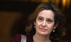 Amber Rudd faces Parliament again on Monday.