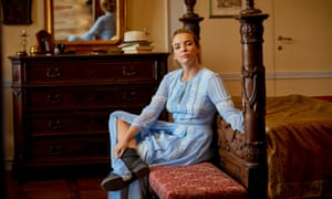Style icon ... Villanell (Jodie Comer) in Killing Eve.
