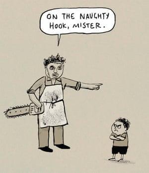 Berger & Wyse on children – cartoon