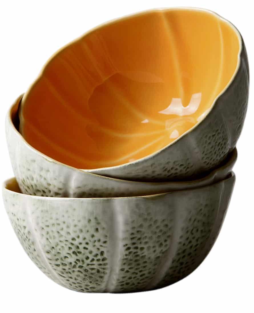 Rafael Pinheiro's Melon bowls