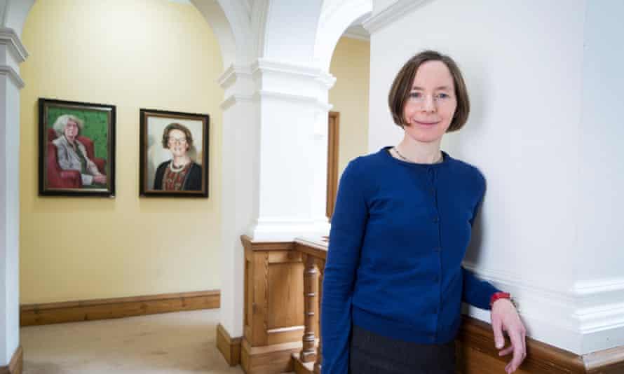 The University of Oxford professor Selina Todd.