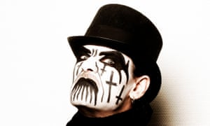 King Diamond: 'I welcome the powers of the unknown' | Music