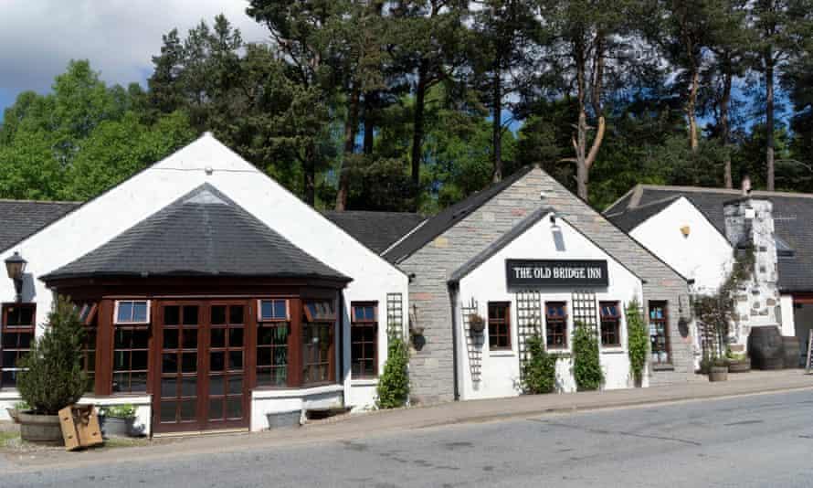 The Old Bridge Inn, Aviemore