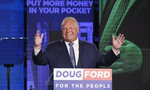 In less than a year, Doug Ford's stock as an electoral asset has plummeted.