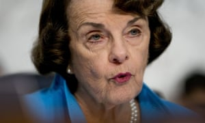Senator Dianne Feinstein asked Brett Kavanaugh directly for his views on a woman's right to choose.