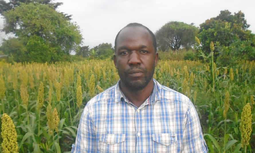 Anthony Kalulu is a farmer in eastern Uganda, and founder of non-profit Uganda Community Farm (UCF)