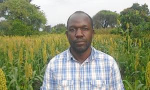 Anthony Kalulu is a farmer and founder of non-profit Uganda Community Farm (UCF).