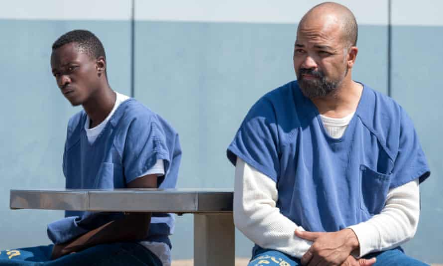 Ashton Sanders and Jeffrey Wright in All Day and a Night, a weightier alternative to the average Netflix original.