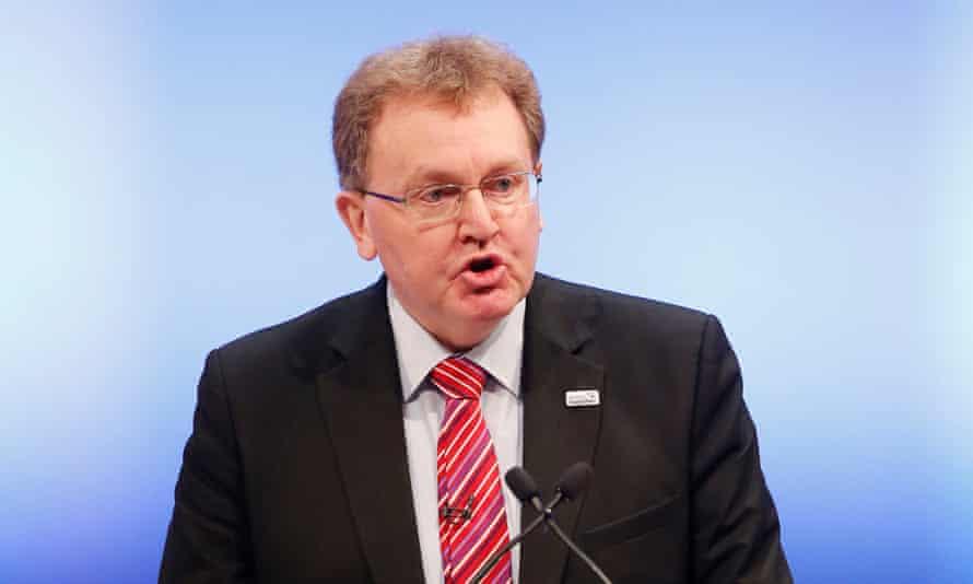 Scottish secretary, David Mundell, believes Nicola Sturgeon is ignoring the votes of more than 2 million Scots.