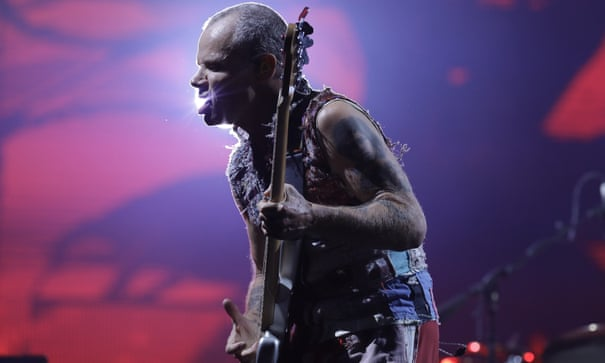Flea on life before the Chili Peppers: 'I grew up running around naked' | Red Hot Chili Peppers | The Guardian