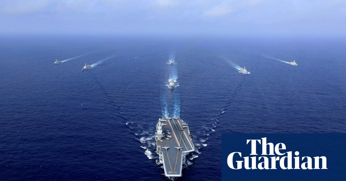 Australian defence minister says conflict over Taiwan involving China 'should not be discounted'