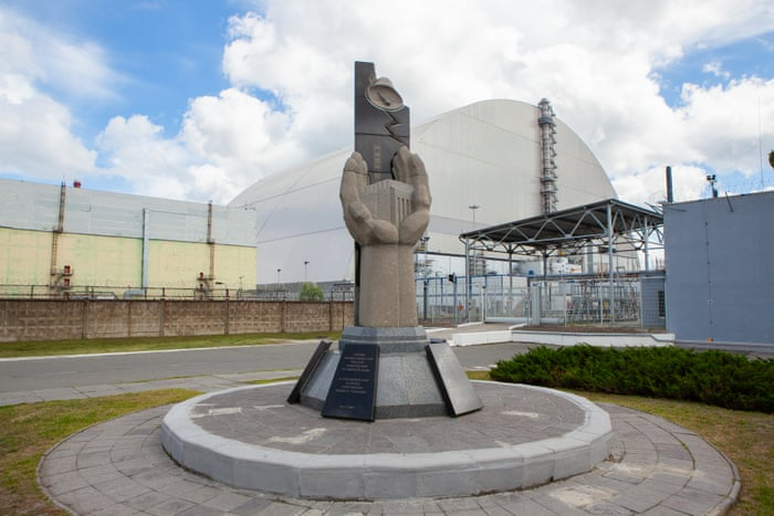 Chernobyl now: 'I was not afraid of radiation' – a photo