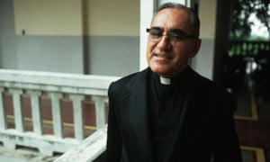 alvadoran archbishop Oscar Romero