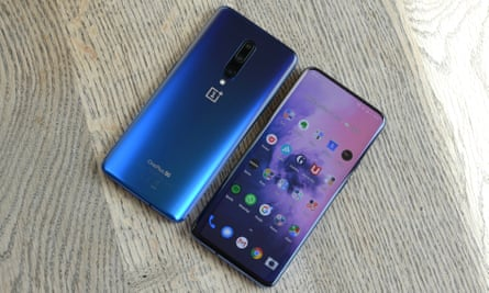 The OnePlus 7 Pro was one of the first phones available with a 90Hz screen, and shipped in a 5G variant.
