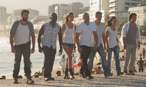 Fast and Furious 5 film still