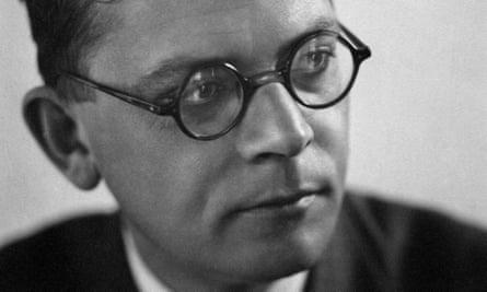 Hans Fallada (Rudolf Ditzen) in 1936.