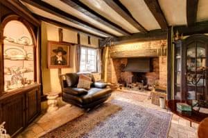 House for sale in Leavenheath, near Colchester, Essex.
