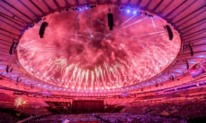 Rio's four years of playing host came to an end with a spectacular Paralympics closing ceremony at the Maracanã.