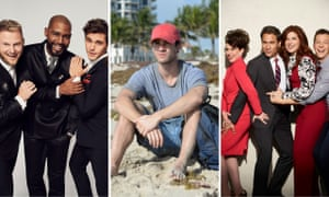 Queer Eye for the Straight Guy, The Assassination of Gianni Versace and Will & Grace.
