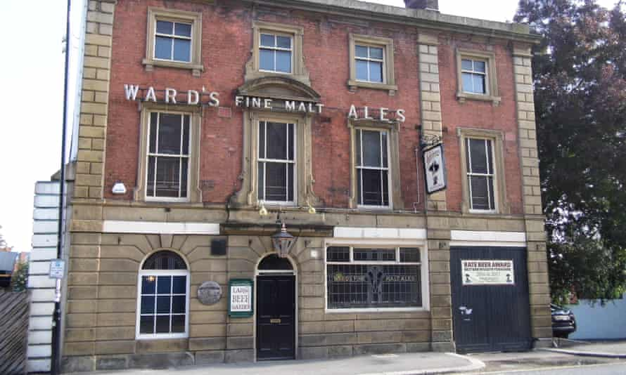 Shakespeares Ale & Cider House, Sheffield