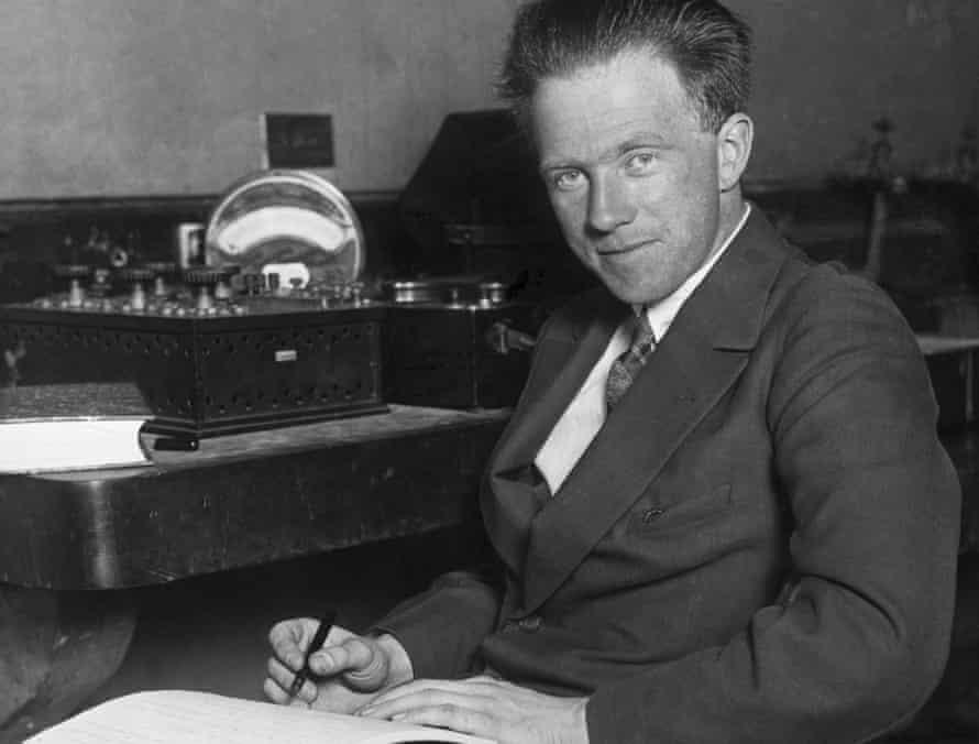 Werner Heisenberg ... awarded the Nobel prize in physics in 1932.