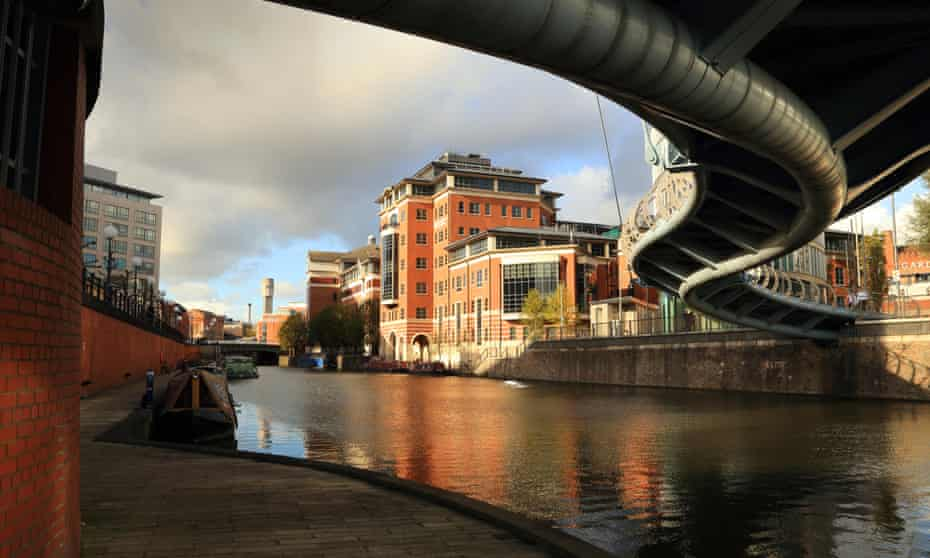 Bristol's city centre is home to a thriving arts scene and a well-paid workforce, but neighbouring areas contain some of England's worst poverty.