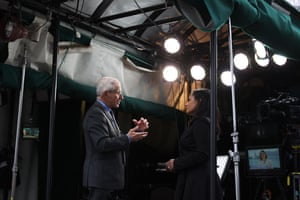 Fauci speaks to NBC on the pandemic.