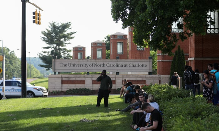 unc charlotte active shooter