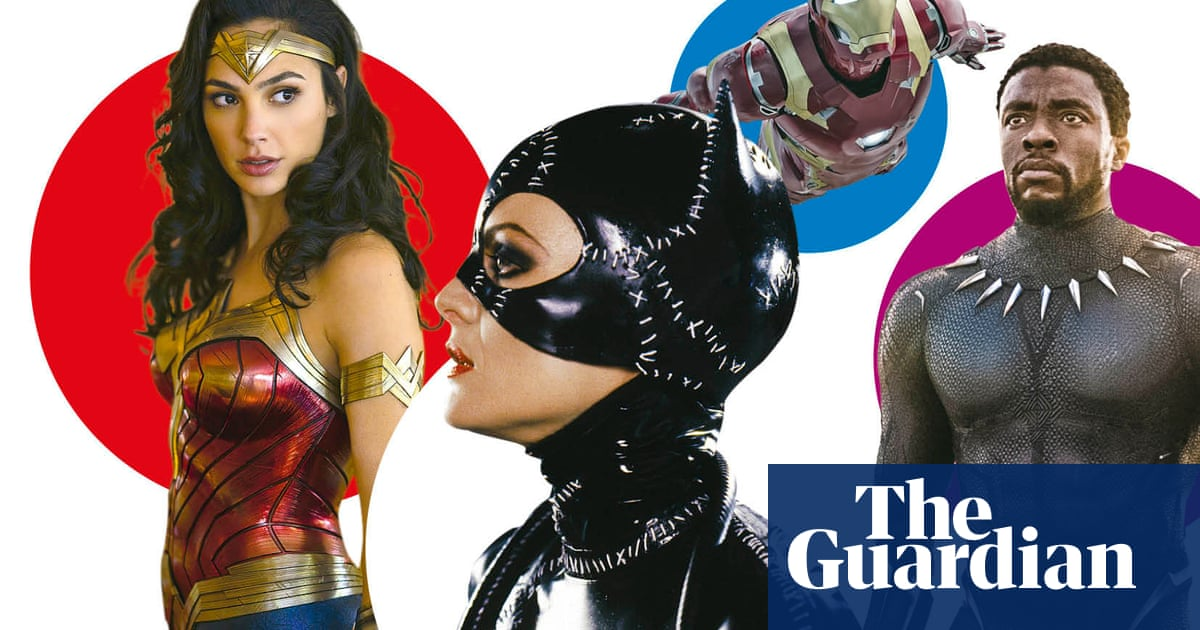 Power dressing: which superhero has the best costume?