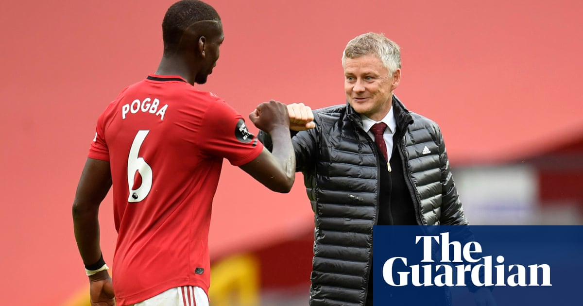 Paul Pogba very important for us says Solskjær after Deschamps comments