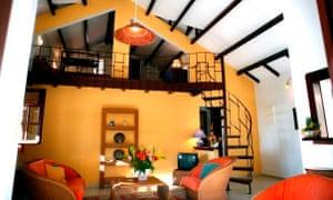 Villa accommodation by Habitation Grand Anse