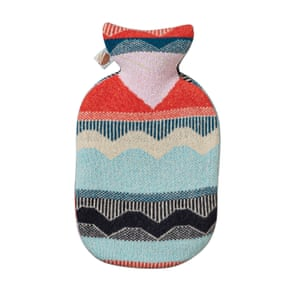 Circus hot water bottle, £55, donnawilson.com